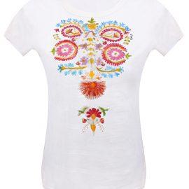 Ръчно рисувана тениска