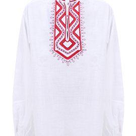 Шопска мъжка народна риза