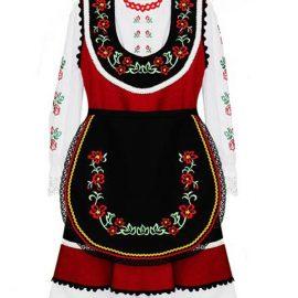 Женска тракийска народна носия