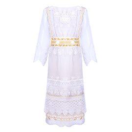 Детска рокля с етно мотиви