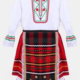 Северняшка женска народна носия