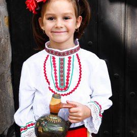 Северняшка детска народна носия