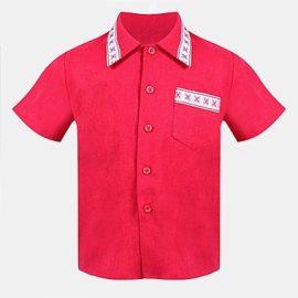 Детска риза с етно мотиви