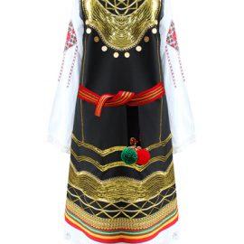 Женска шопска народна носия
