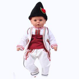 Бебешка народна носия