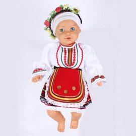 Бебешка народна носия за момиче