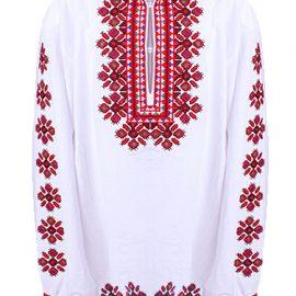 Мъжка народна северняшка риза