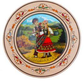 Сувенир чиния
